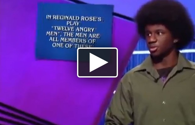 Best Jeopardy Response Ever!