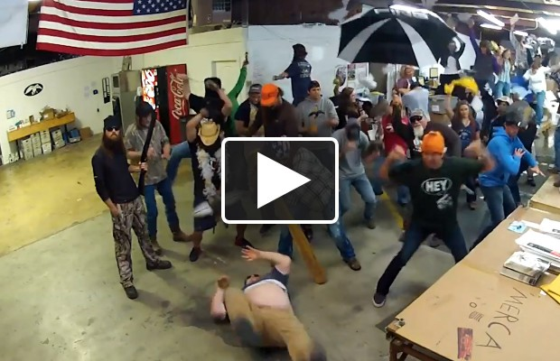 "Harlem Shake – ""Duck Commander/Buck Commander Edition"" – Post"