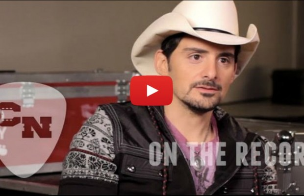 On the Record with Brad Paisley