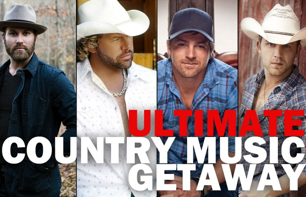 WIN: Ultimate Country Music Getaway
