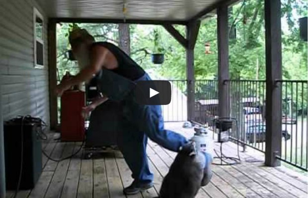 TN's Coon Whisperer gets reality show?