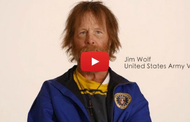 VIDEO: Homeless Veteran timelapse transformation