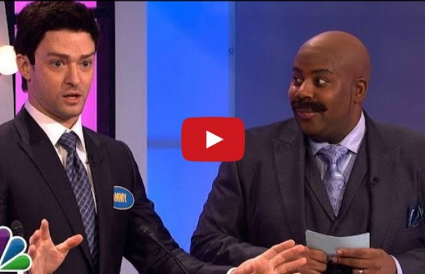 VIDEO:  SNL Jimmy & Justin Family Feud