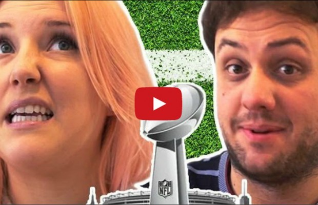 VIDEO: British thoughts on Superbowl
