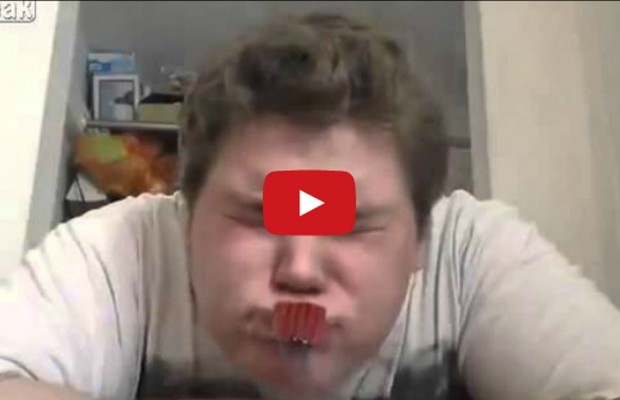 VIDEO: Darwin Award Nominee #1